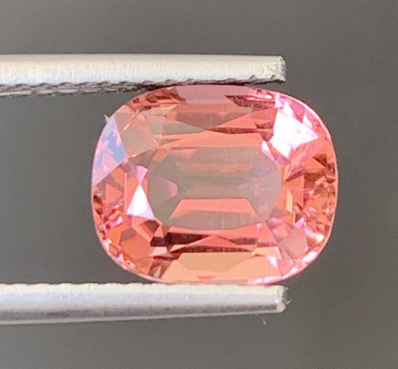 2.90 Carats Natural Color Tourmaline Gemstone