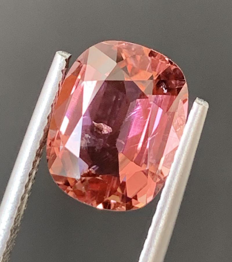 3.30 Carats Natural Color Tourmaline Gemstone