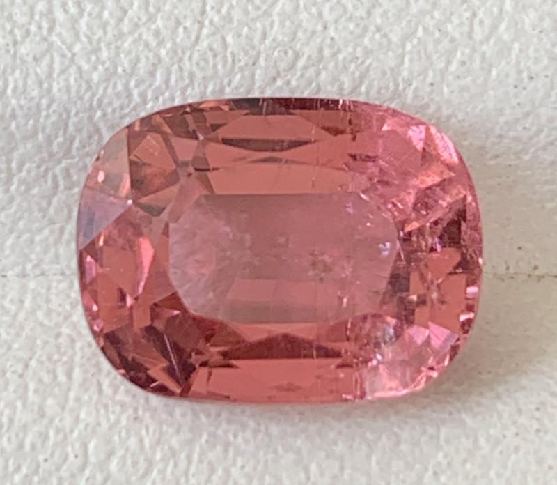 3.90 Carats Natural Color Tourmaline Gemstone