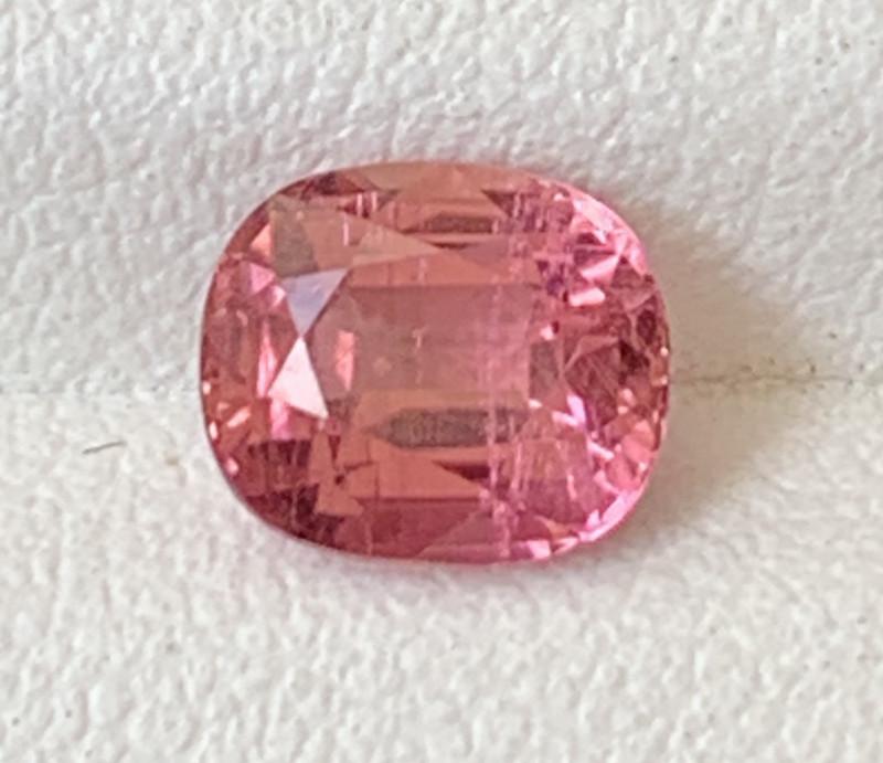 1.45 Carats Natural Color Tourmaline Gemstone