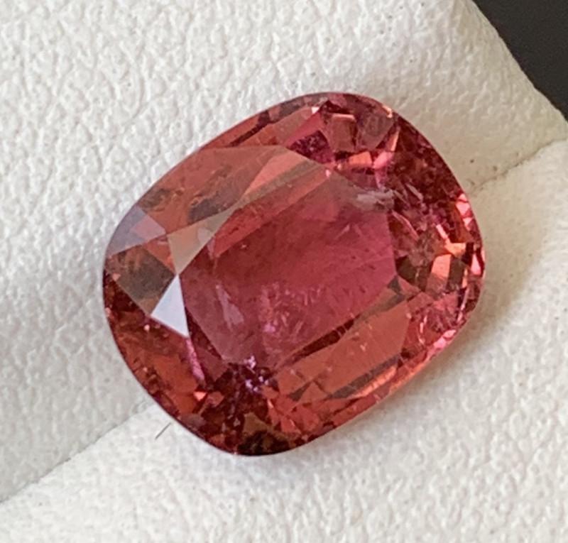 3.60 Carats Natural Color Tourmaline Gemstone