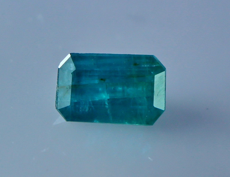 1.00 Cts Natural & Unheated Blue Grandidierite Gemstone