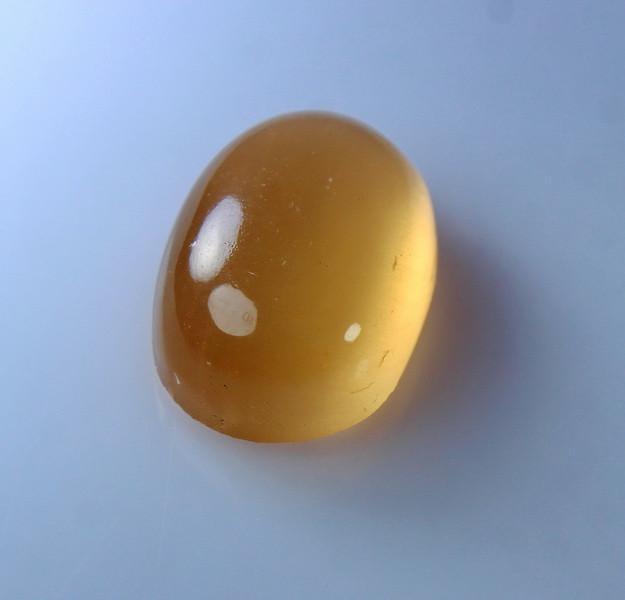 18.80 Cts Top Quality  Superb Orange Calcite Cabochon