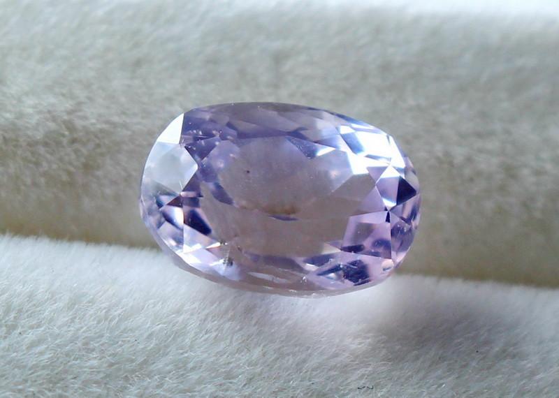 2.40 CT Natural - Unheated Pink Kunzite Gemstone