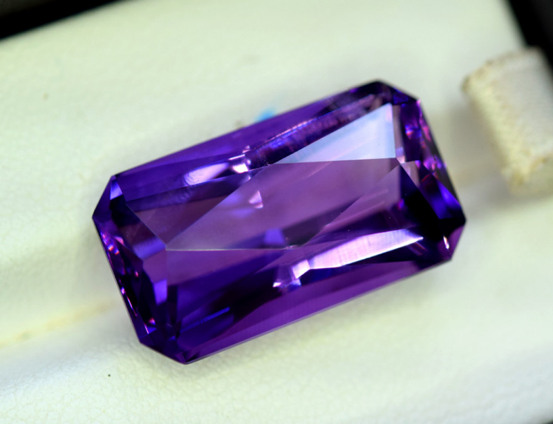 Amethyst, 15.45 Cts Natural Top Color & Cut Amethyst Gemstones