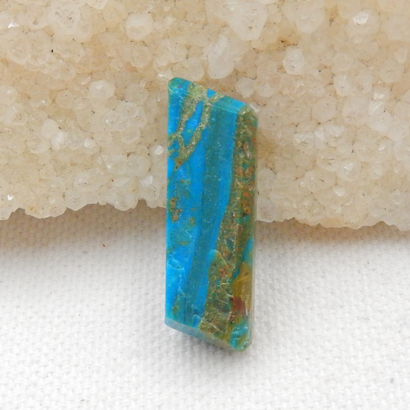 16cts Beautiful Blue Opal Cabochon, October Birthstone, Blue Opal Bead G561