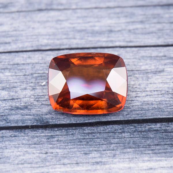 Hessonite Garnet (Gomeda) 4.16 Ct. Natural Untreated (00871)