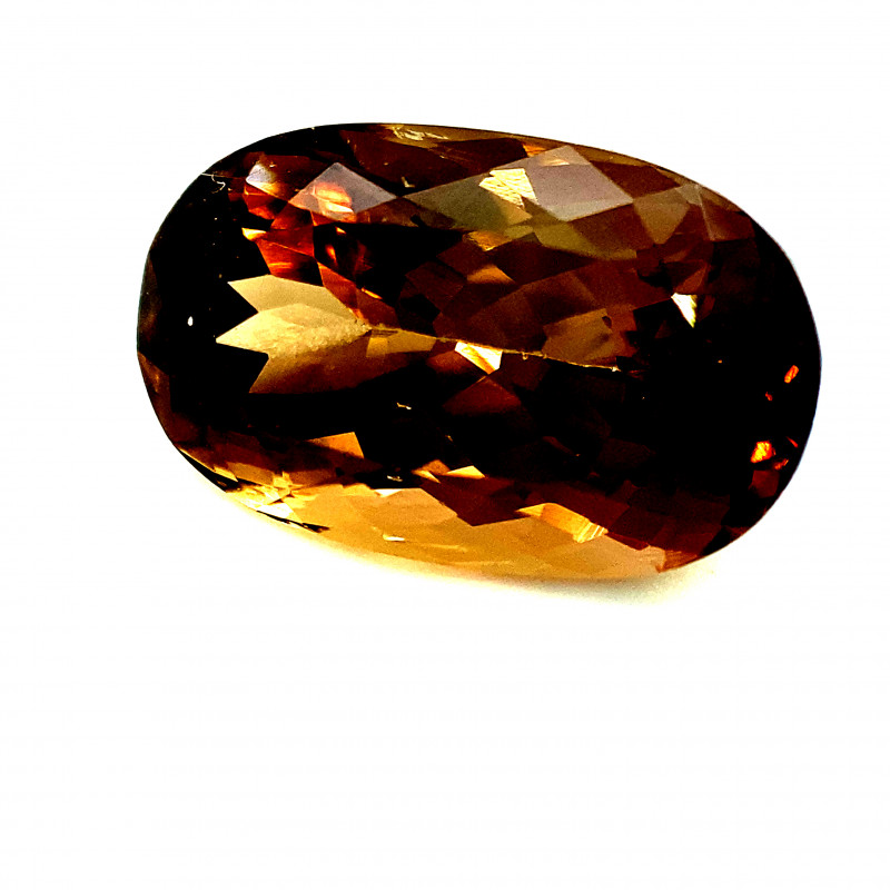 Axinite 8.05ct Oval