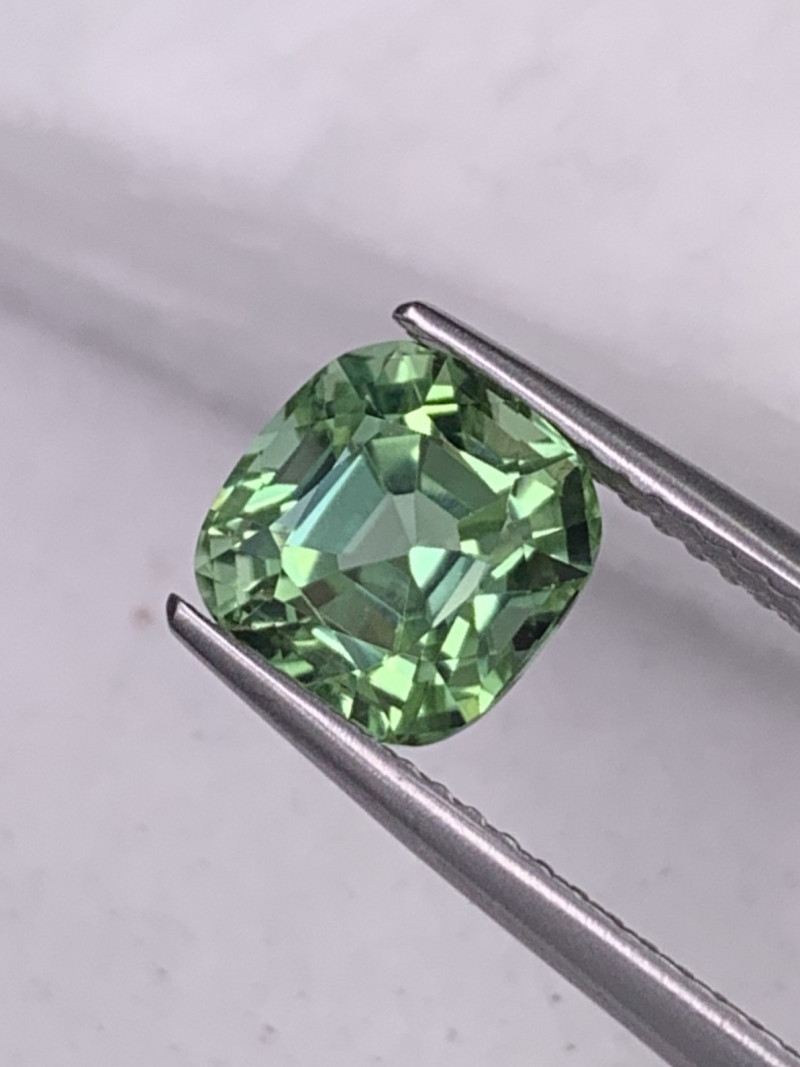 2.32 Cts Master Cut Top Quality Mint Green Afghan Natural Tourmaline