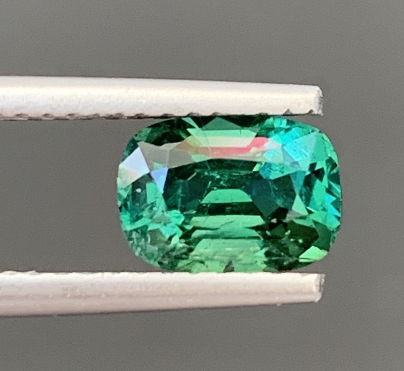 1.10 Carats Natural Color Tourmaline Gemstone