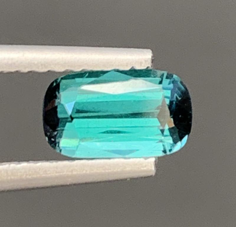 0.70 Carats Natural Color Tourmaline Gemstone