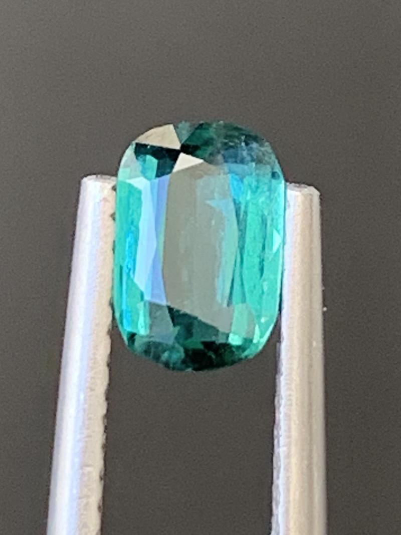 0.55 Carats Natural Color Tourmaline Gemstone