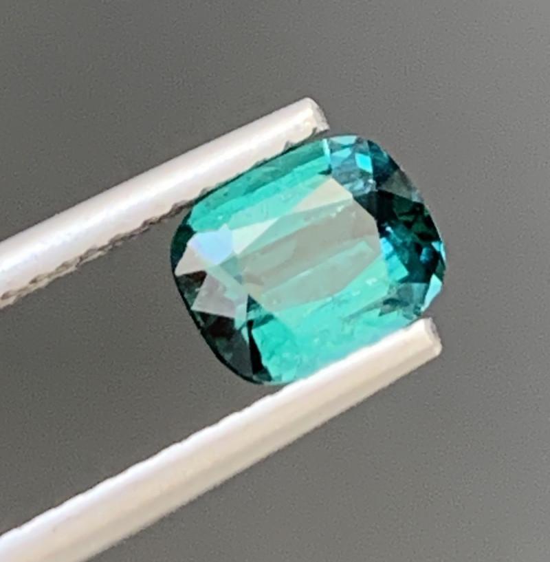 0.85 Carats Natural Color Tourmaline Gemstone