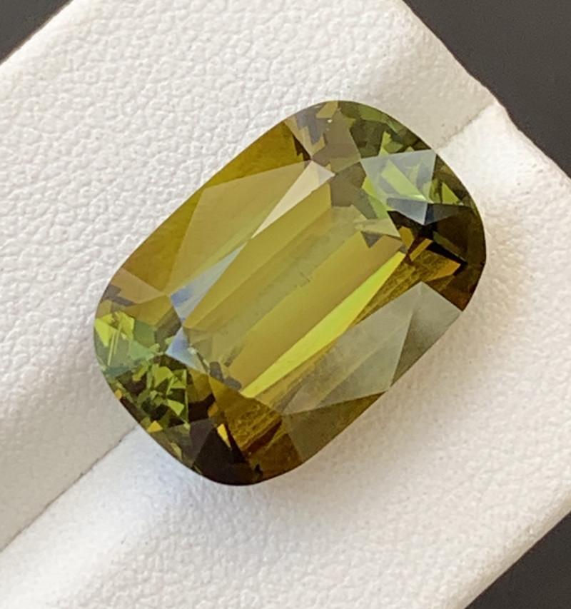 13.60 Carats Natural Color Tourmaline Gemstone