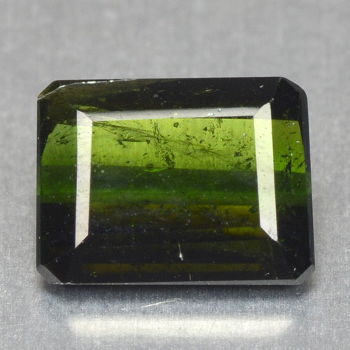 1.30 Cts Unheated Green Color Natural Tourmaline Gemstone