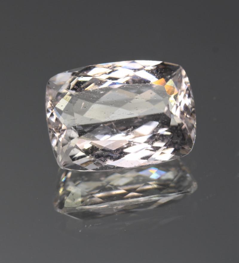 6.70 Carats Natural  Morganite Gemstone