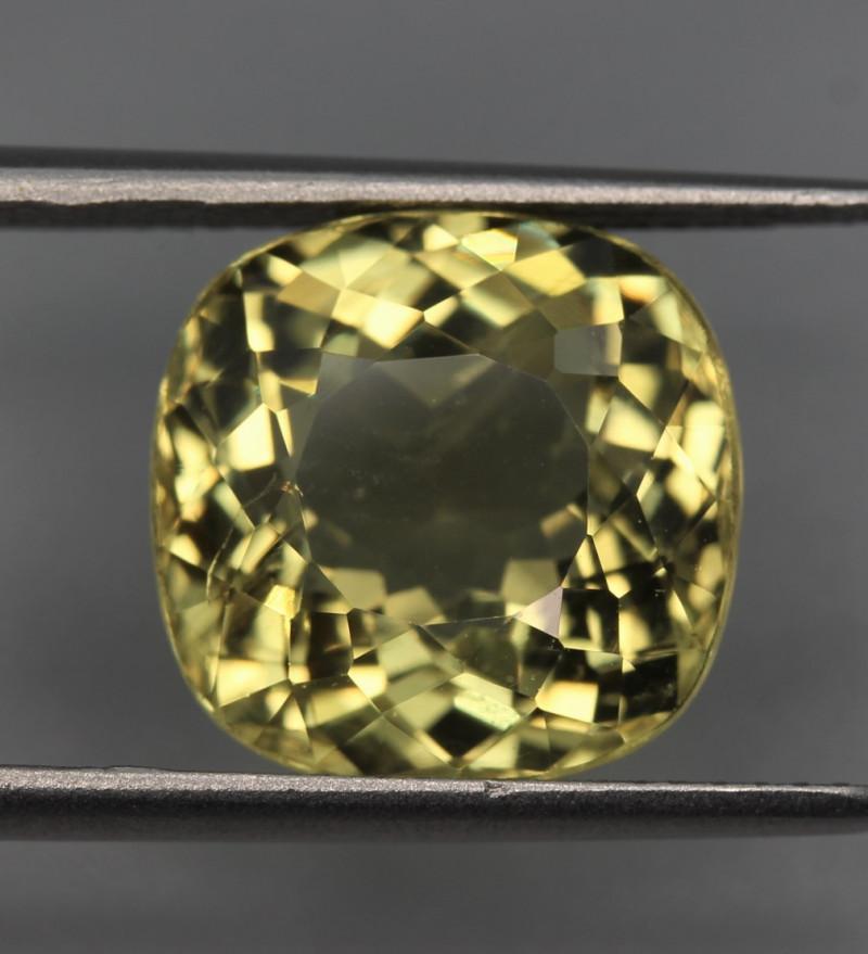 6.95 Carats Natural Heliodor Gemstone