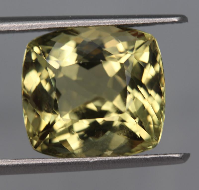 6.65 Carats Natural Heliodor Gemstone