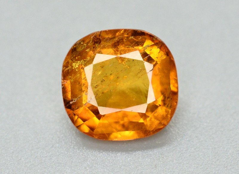 Rarest 1.60 Ct Natural Clinohumite From Siberia