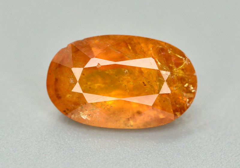 Rarest 1.55 Ct Natural Clinohumite From Siberia