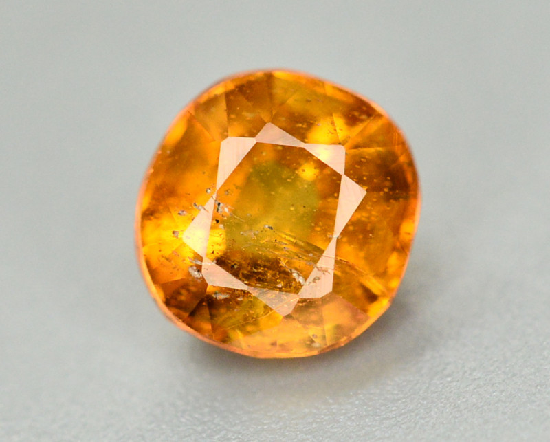 Rarest 1.00 Ct Natural Clinohumite From Siberia