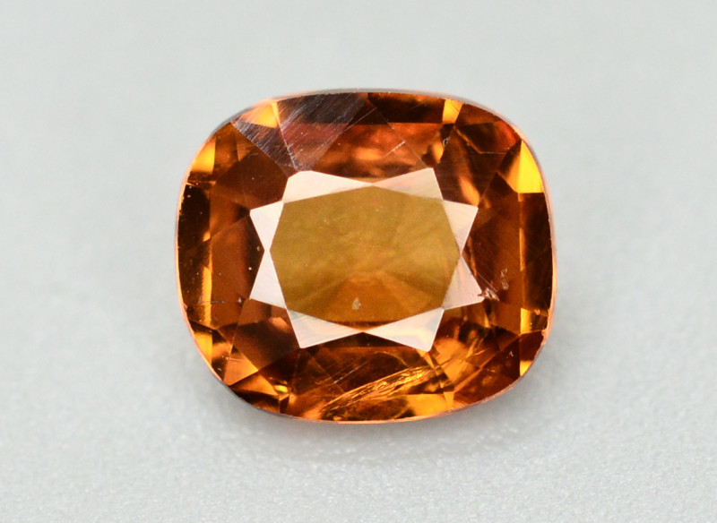 Rarest 0.95 Ct Natural Clinohumite From Siberia