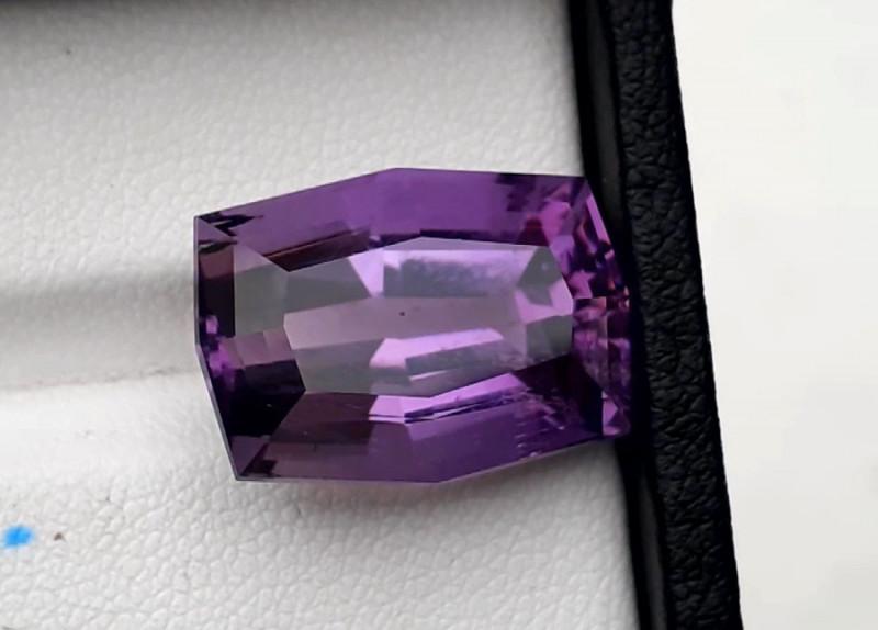 Amethyst, 16.40 Cts Natural Top Color & Cut Amethyst Gemstones