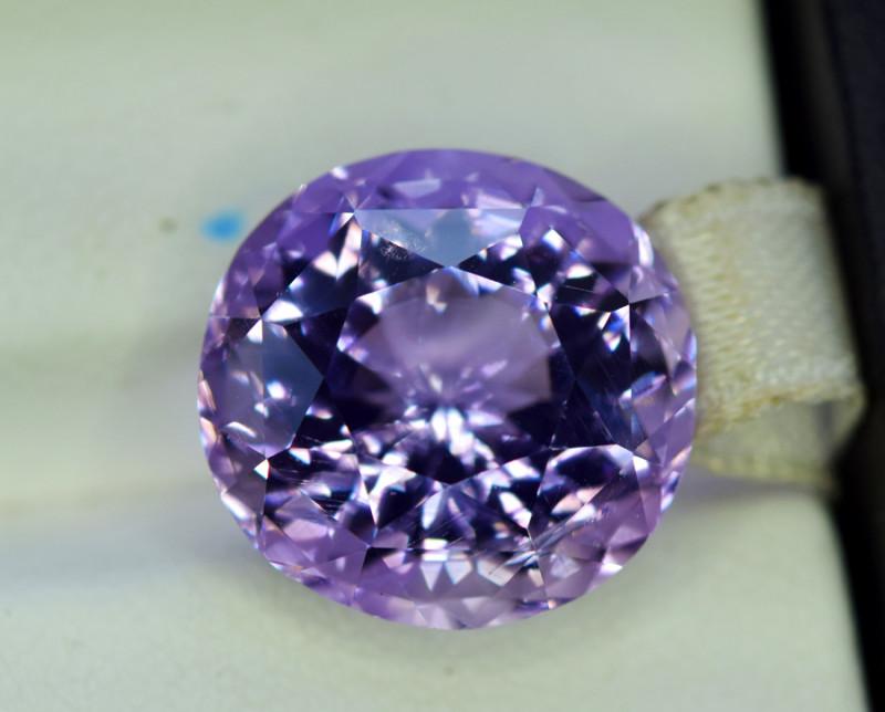 Amethyst, 10.55 Cts Natural Top Color & Cut Amethyst Gemstones