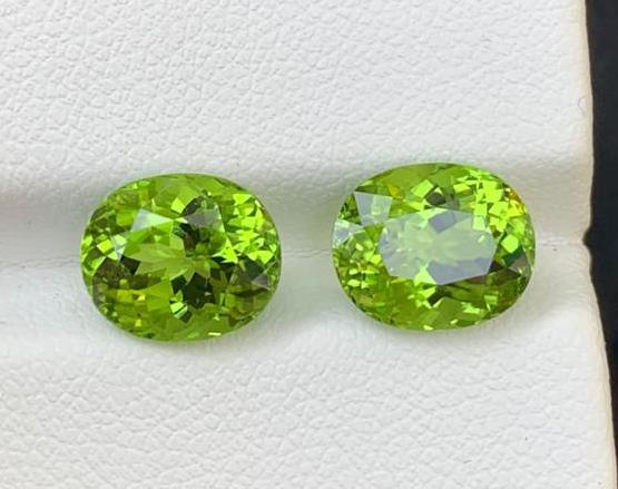 6.75 ct Natural Green Peridot