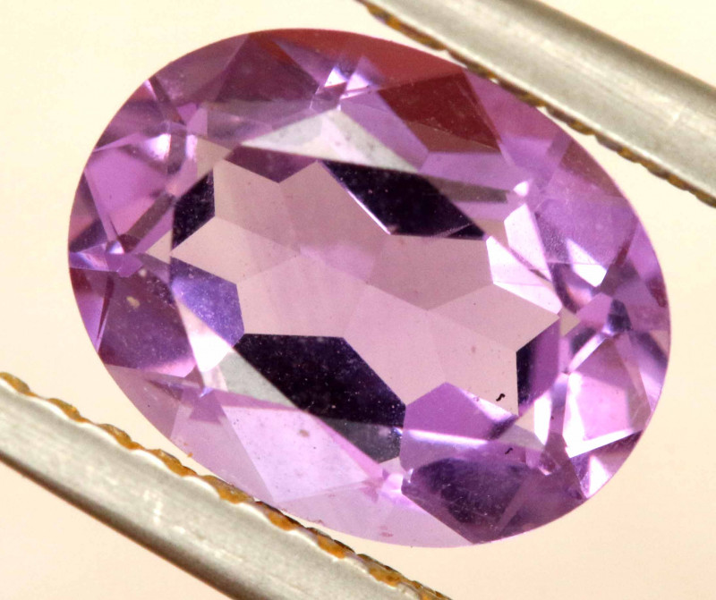 1.75 CTS AMETHYST FACETED STONE CG-3184
