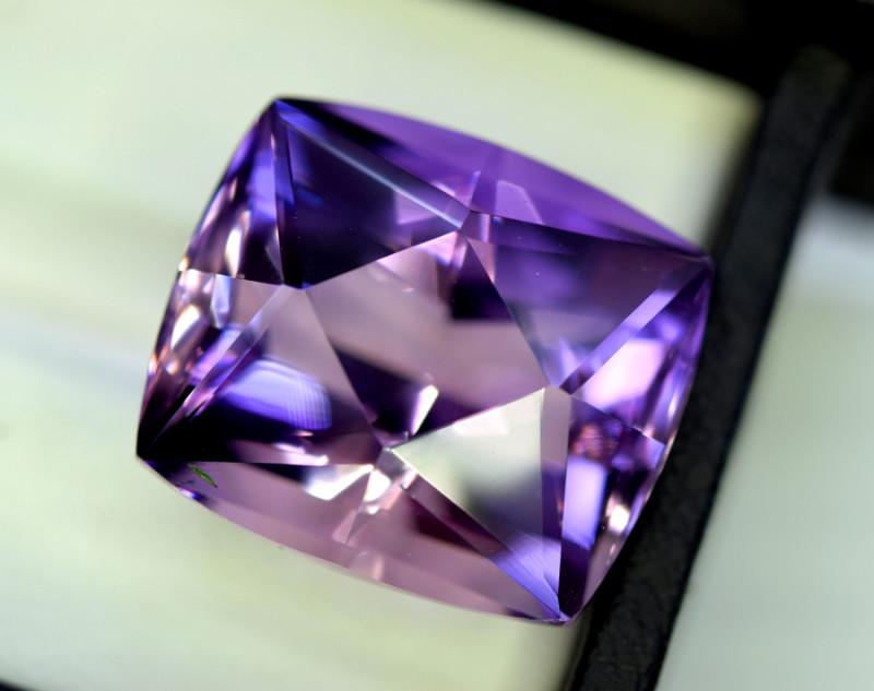 Amethyst, 29.35 Cts Natural Top Color & Cut Amethyst Gemstones