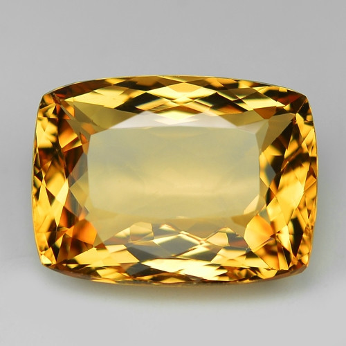 6.87 Cts Amazing Rare Golden Yellow Natural Beryl Loose Gemstone
