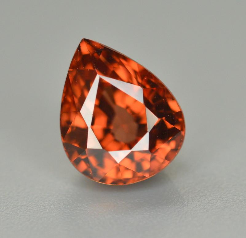3.45 Ct Gorgeous Color Natural  Zircon Gemstone