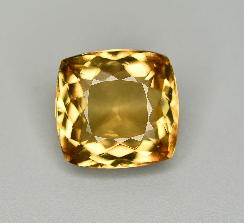 4.90 Ct Natural Heliodor ~ AAA Grade ~ Yellow Color