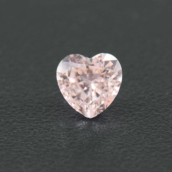 Unheated Sapphire .30 Ct Amazing Gemstone Heart Well Cut (01701)