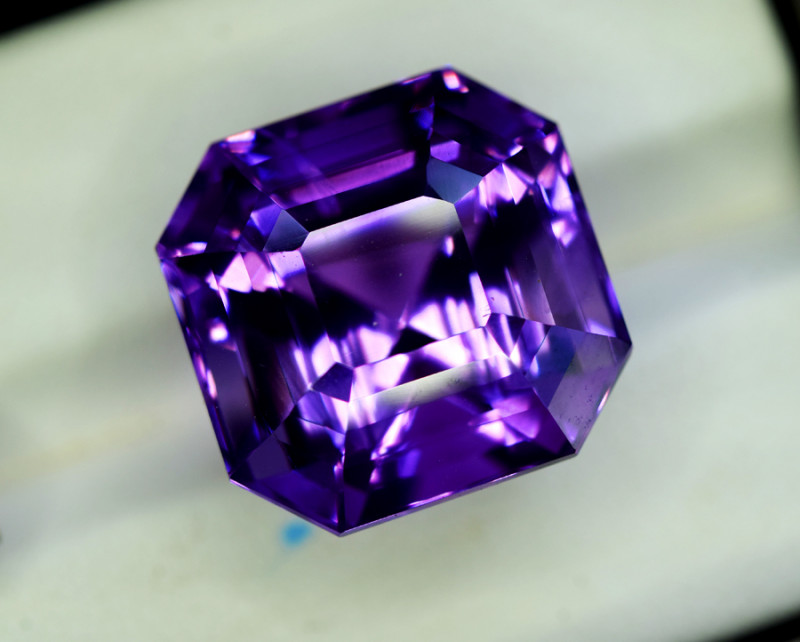 Amethyst, 21.75 Cts Natural Top Color & Cut Amethyst Gemstones