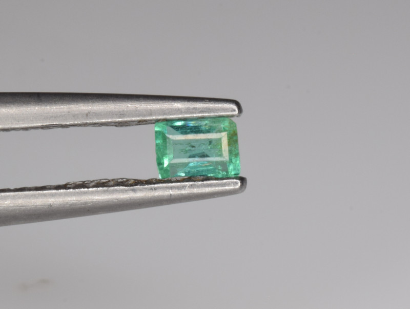 Natural Emerald 0.10 Cts Quality Gemstone from Panjshir, Afghanistan