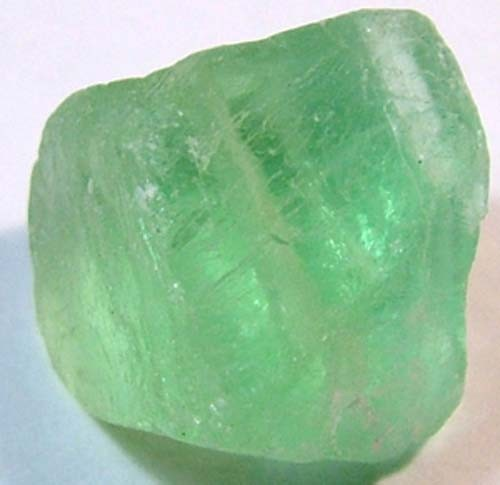 FLOURITE BEAD, DRILLED 19.35 CTS NP-1405