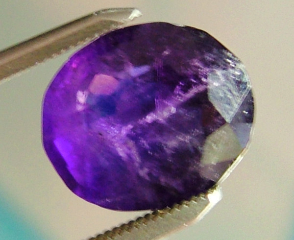 AMETHYST FACETED STONE 4CTS As-627