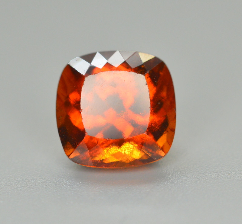 Natural 4.30 Ct Unheated Ceylon Hessonite Garnet