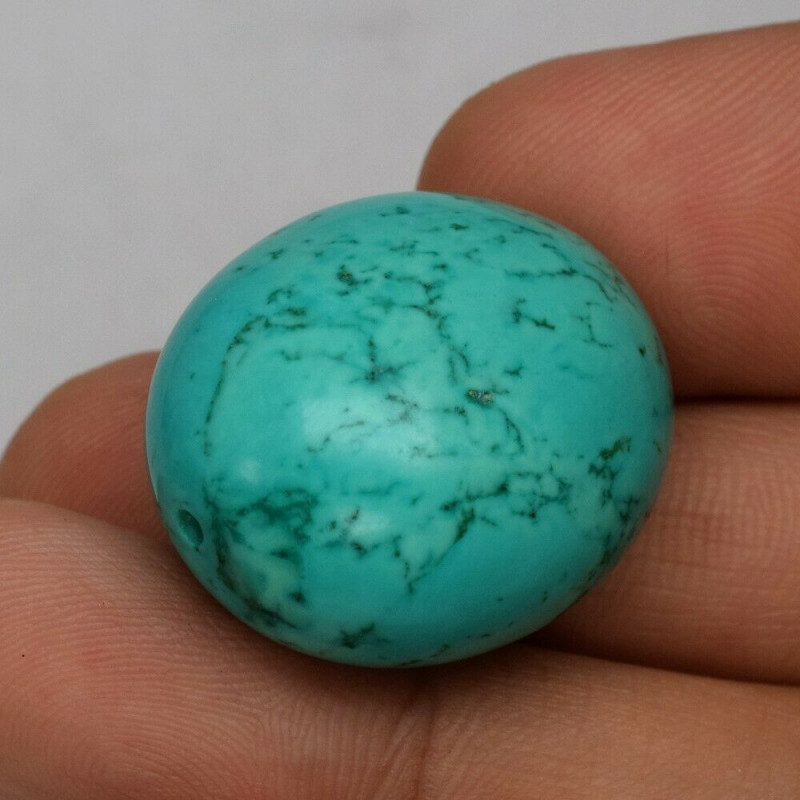 Huge! 79.86 ct 100% Natural Earth Mined Blue Turquoise, Africa