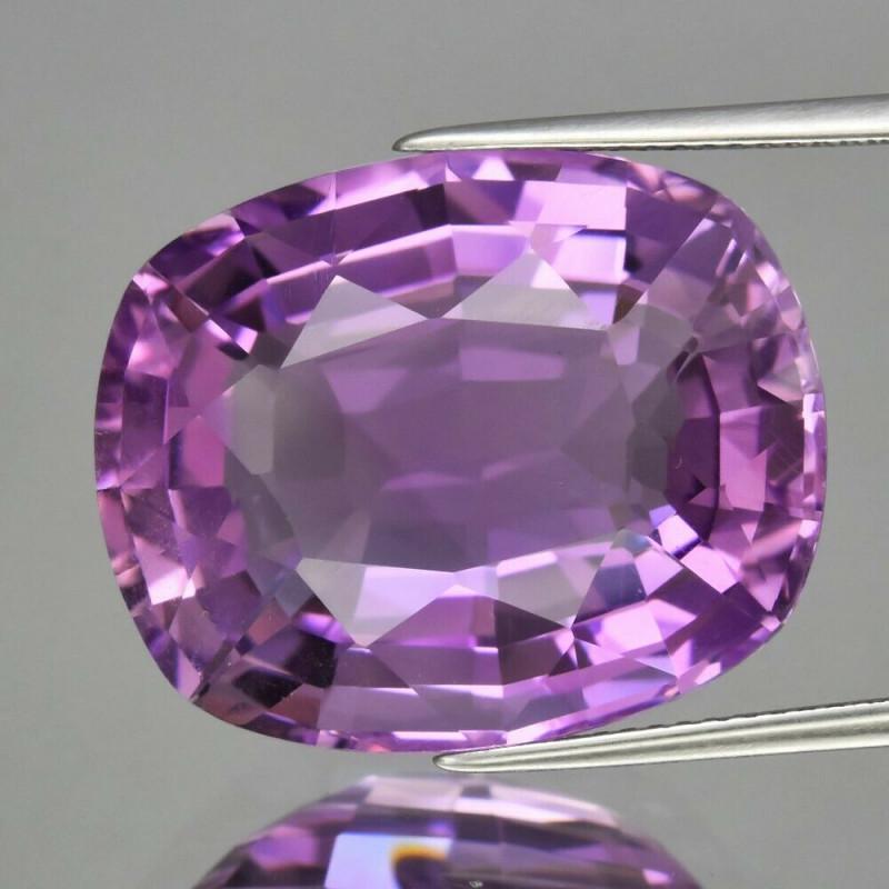 29.20 ct 100% Natural Earth Mined Unheated Purple Amethyst, Uruguay