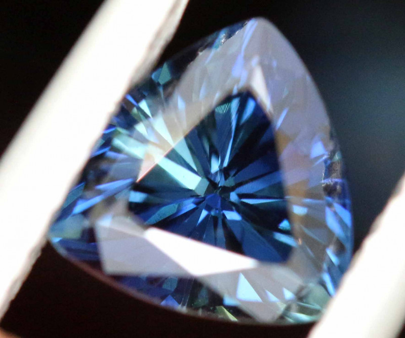 1.01  CTS AUSTRALIAN FACETED SAPPHIRES  DB22 RNG-460