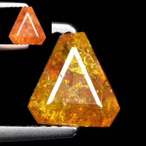 Rare Bastnasite Collection Quality Gemstone B1