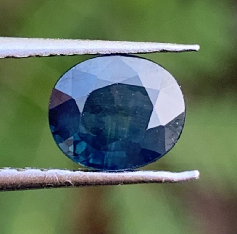 0.97 Carats Sapphire Gemstone
