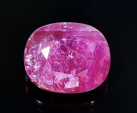 2.23 Crt Ruby  Faceted Gemstone (Rk-55)