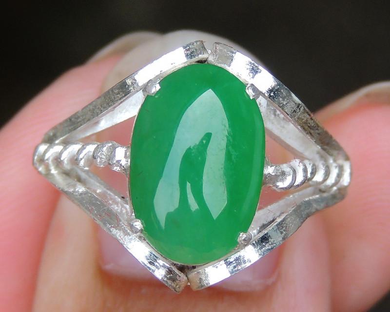 Burmese Jade,  A-Type, Untreated