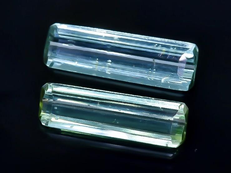 2.0 Crt Tourmaline Faceted Gemstone (Rk-56)