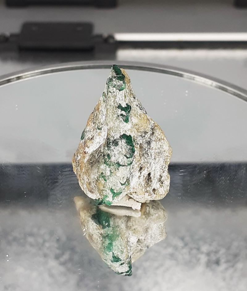 67.85Cts Natrual Emerald, Swat Mine Pakistan