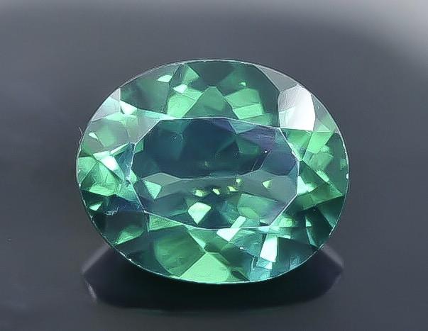4.06 Crt  Topaz Faceted Gemstone (Rk-56)